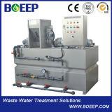 Automatisches Polymer-Plastik, das System für städtische Waster-Wasserbehandlung dosiert