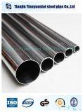 le diamètre 316 de 9mm a soudé la pipe d'acier inoxydable