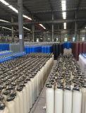 Cilindro de aço gás-ar do tamanho 3L/10L/23.6L/50L da alta qualidade C/D/E/G para o mercado de Austrália