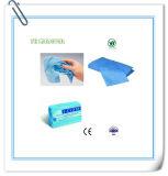 使い捨て可能な非編まれた洗浄の布