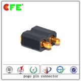 Federgelagerter Pogo Pin-Verbinder für Energie