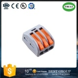 Conector universal compacto 5 pines hembra Conector Empuje Fit