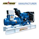Двигатель Doosan тепловозного Genset 450kw/563kVA с свободно запасными частями