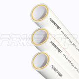 PPR-GF-PPR/PPR-Fg-PPR Rohr für heißes und kaltes Wasser mit Standard DIN8077/8078