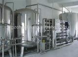 Система водоочистки промышленной нержавеющей стали серая