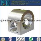 상류 까만 양극 처리된 알루미늄 CNC 기계로 가공 모터 기어
