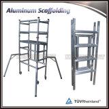 Andaime de alumínio portátil para a venda