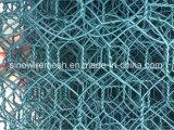 Горячий окунутый гальванизированный наговор. Плетение провода с низкоуглеродистой сталью