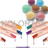 Les poudres de mica de vernis à ongles, effet cosmétique de pente pigmente le fournisseur