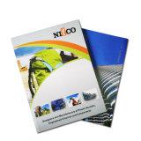 Impressão feita sob encomenda do catálogo/livreto de produto do papel de arte