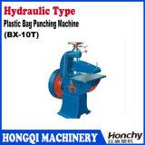 Hydraulische Shirt-Beutel Puching Maschine
