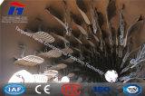 Macchina rotativa del tamburo essiccatore del carbone