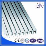 Profil en aluminium rectangulaire de Changhaï/produits en aluminium (BA-288)