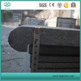 Камень черного гранита базальта G684 вымощая, вымощать гранита