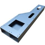 Precisión que estampa la parte del sostenedor del metal