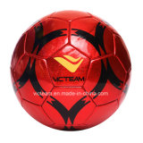 Diversa talla 5 2 del diseño del deporte del balón de fútbol de los colores