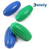Olivgrünes Massage-Kugel-Rollen-Set