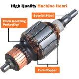 a corrente 1400W eléctrica de 125/150mm utiliza ferramentas o moedor de ângulo