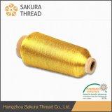 Резьба полиэфира Mh Sakura металлическая для вышивки носка
