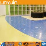 Roulis de plancher de PVC d'approvisionnements de constructeur