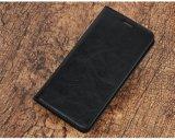Cores da caixa quatro do couro da caixa do telefone para o iPhone