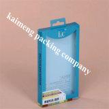 中国はカスタマイズしたデザイン明確なペットUSBの料金のパッケージ(印刷ボックス)のためのプラスチック印刷ボックスを