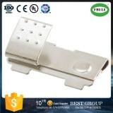 Houder van de Batterij van de Dozen van de batterij cr2032-6 Au SMT