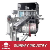 Aluminiumplastikgefäß, das Maschine herstellt