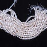 venta al por mayor de agua dulce del hilo de la perla de 9-10m m