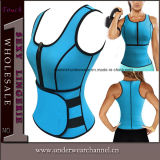 Bodysuit van het Vest van dame Neoprene Burn Fat Hot Zweet Shapers (TLQ1599)