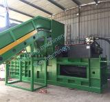 Prensa hidráulica horizontal semiautomática de Hbe125-110125t para la prensa de Carbaord