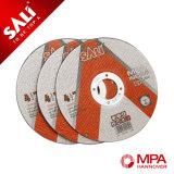 Disco abrasivo di taglio dell'ossido di alluminio 180X1.6X22.2mm Inox di Yongkang singolo