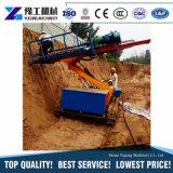 高品質のトレーラーのクローラー小さいアンカー掘削装置機械価格