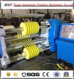 Aufschlitzen und Rückspulenmaschinen-pp. gesponnene Gewebe-aufschlitzende Maschine