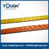 Bunte 12mmx30m100% Uhwmpe endlose Seil-Handkurbel mit Zubehör