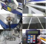 Madera, MDF, acrílico, aluminio, carpintería del ranurador del CNC para la industria de publicidad