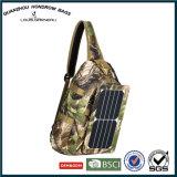 Sac à dos solaire élégant neuf Sh-17070112 de chargeur du sac 2017