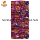 Sublimation Printing Multifunctional Polyester Head Wrap Bandana