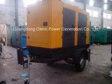 Origina新しいCumminsおよび2年の保証の4BTA 50kVAの移動可能な発電機