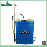2 em 1 pulverizador de Knapsack elétrico 16L para a agricultura/jardim/o Home (HX-D16B)
