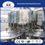3 en 1 botella de plástico rellena con agua de la máquina / máquina Embotellamiento de Agua Mineral