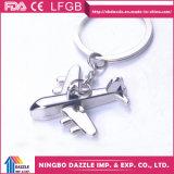 Catena chiave di modo dell'aereo di linea del metallo attraente del modello per i regali di promozione