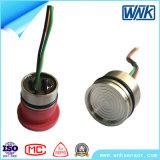 Sensor piezorresistivo de la presión del acero inoxidable, salida analógica para el transmisor de presión