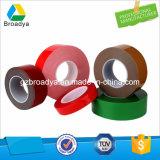 Fita transparente bilateral personalizada da selagem da isolação para produtos da série de 3m