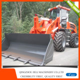 Lader van het Wiel van Ce van het Merk van Jieli de Gediplomeerde Landbouw Mini voor verkoop-Zl20 (2000kg ladingscapaciteit)