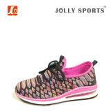 Ботинки вскользь спортов идущие для людей женщин с воздушной подушкой