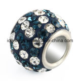 Charmes de mode en acier inoxydable Perles estampillées 316