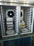 ペストリーDounghまたは商業冷凍庫のセリウムのレストラン005のための送風フリーザー