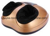練り、空気圧のマッサージ、そして熱機能Shiatsuのフィートのマッサージャー
