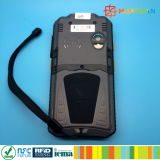Leitor Handheld da freqüência ultraelevada do Android Multi-function RFID da escala longa